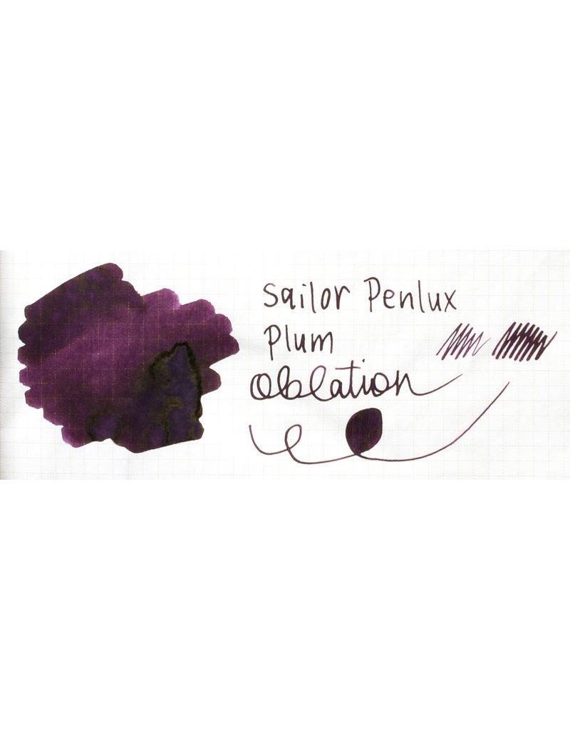 Sailor Penlux MO Bottled Ink Plum