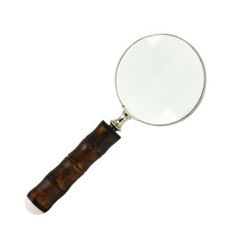 Brass Magnifying Glass