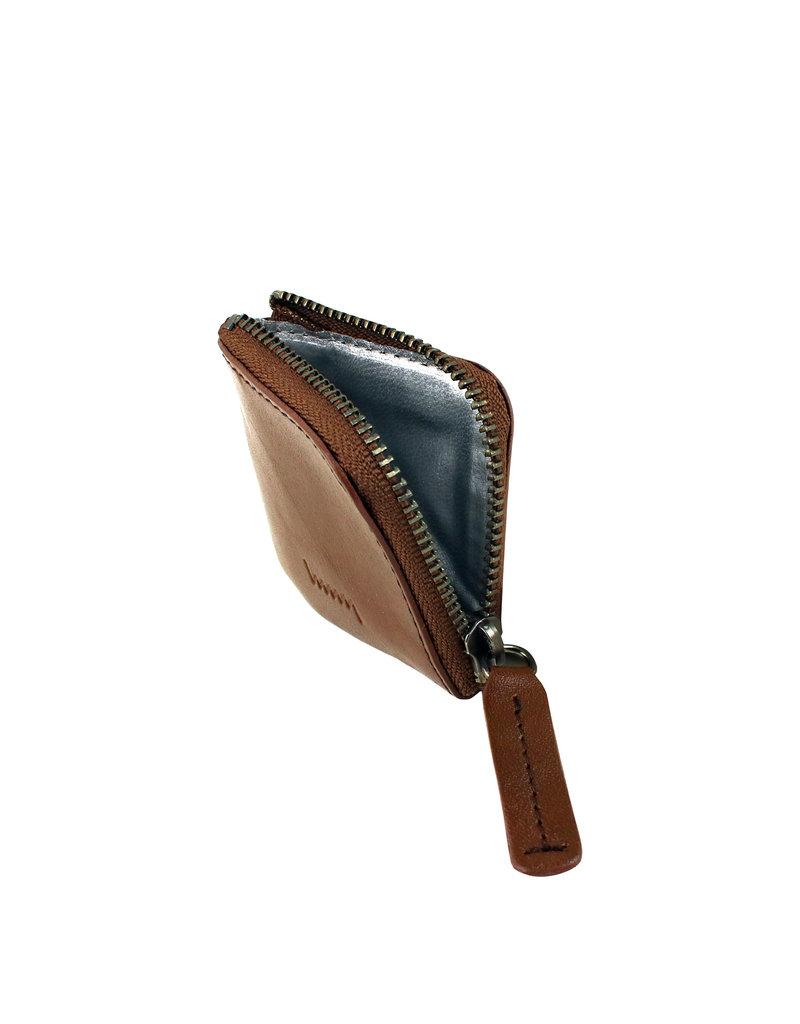 Leather Mini Coin Case