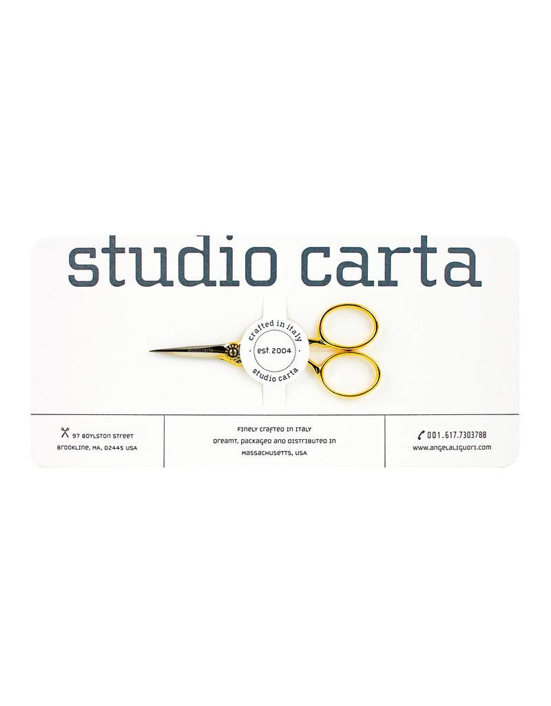 studio carta Gold Hare Scissors
