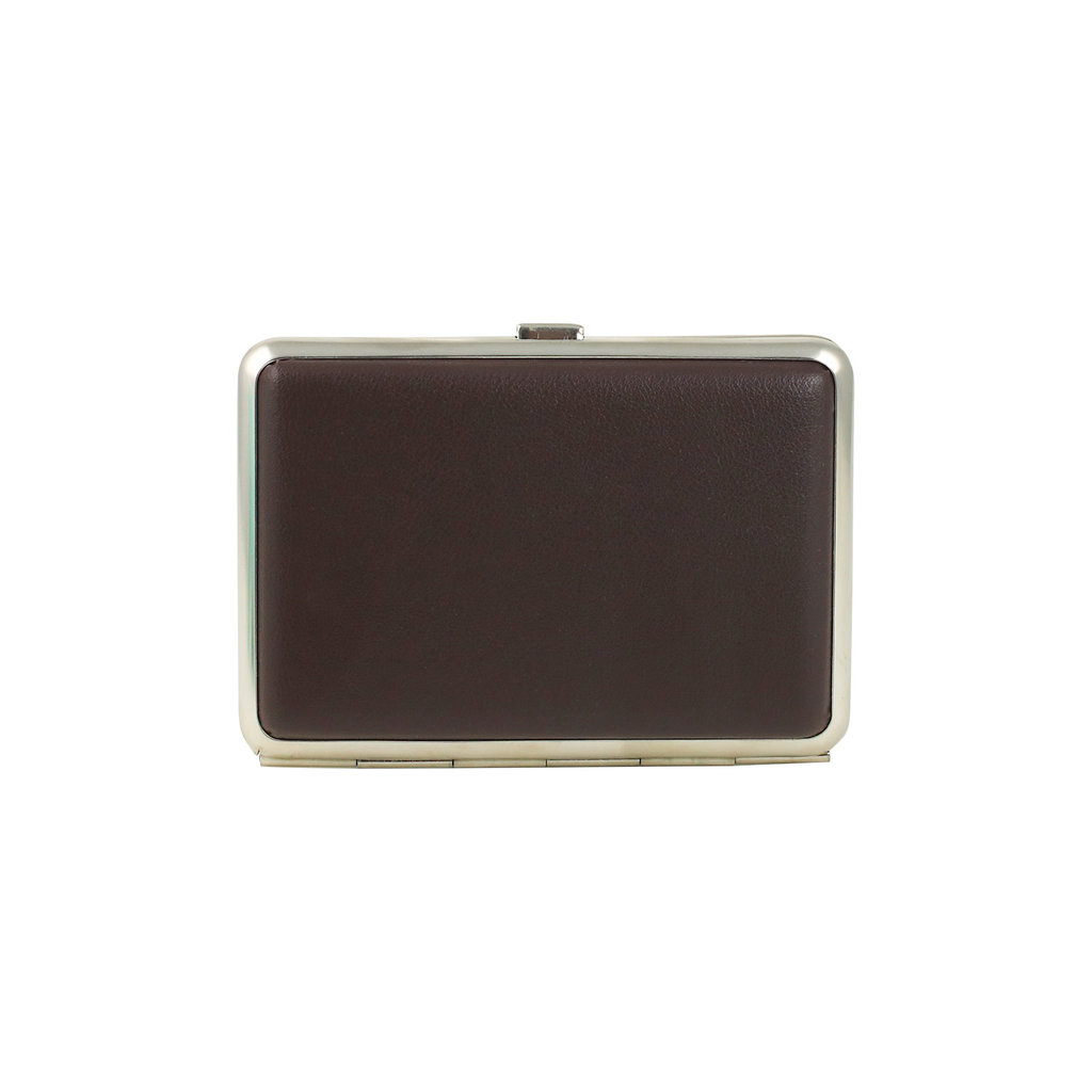 Leatherette Case Brown