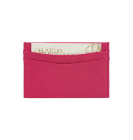Slim Design Card Case - Pink
