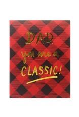 Big Wheel Press Classic Dad Card