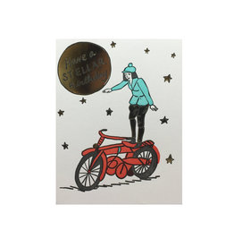Big Wheel Press Stellar Birthday Girl