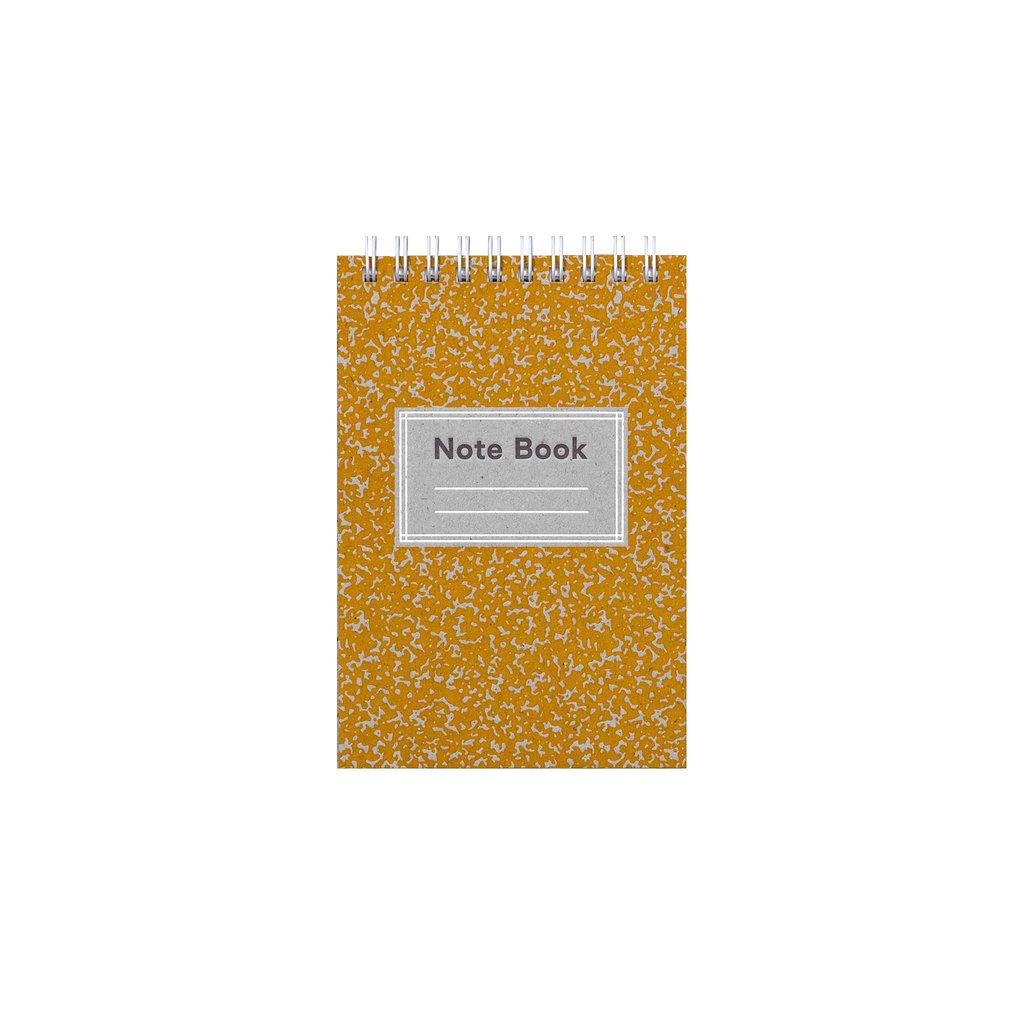 Mini Notebook - Monarch