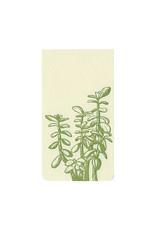 Jade Plant Small Notepad