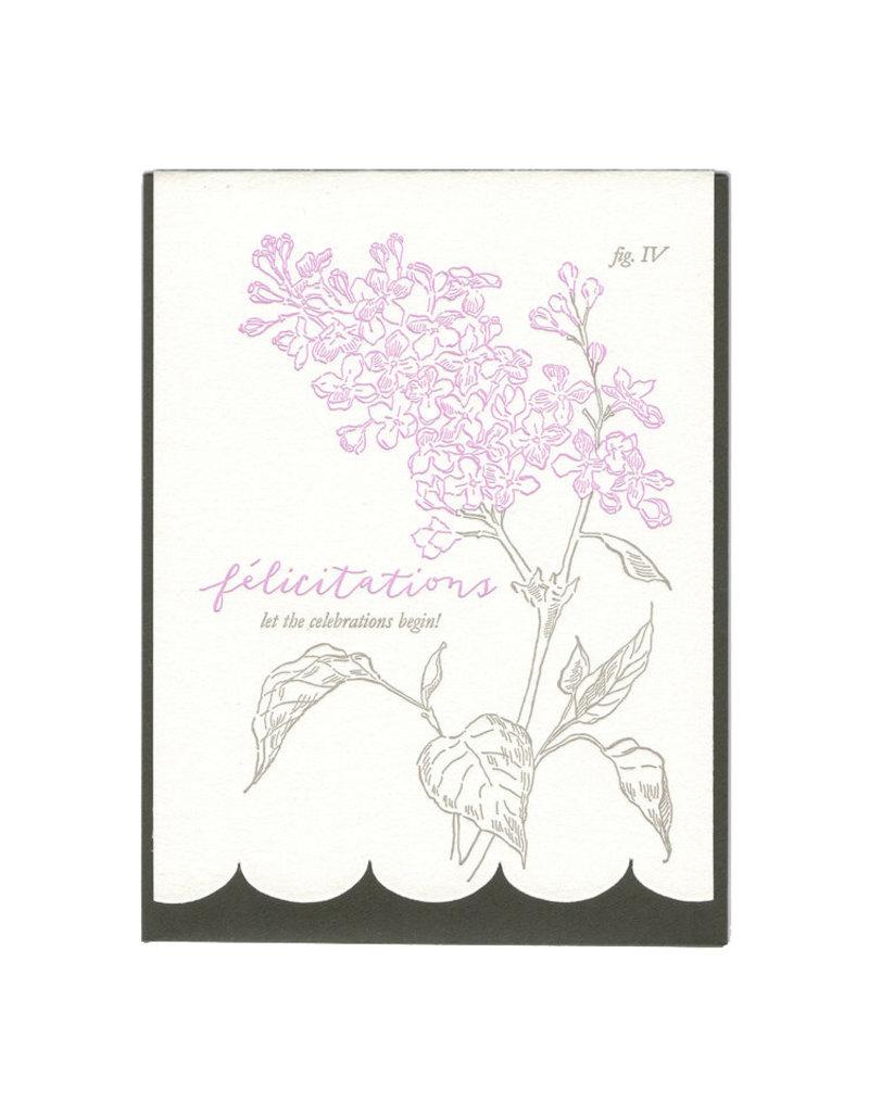 Botanical Lilac Celebration