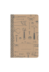 Tools Specimen Notebook