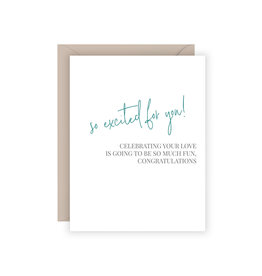 Fun Engagement Card