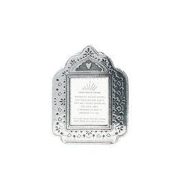The Little Press Small Silver Travel Frame