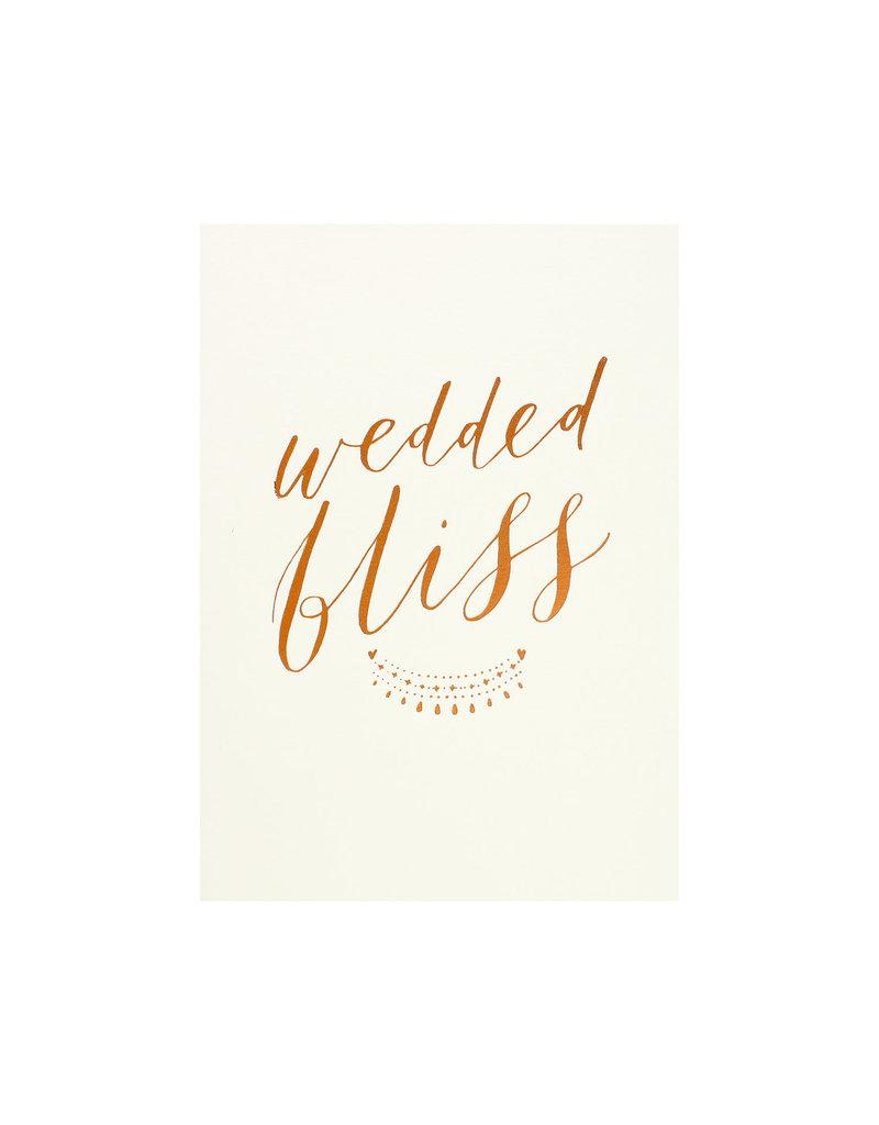The Little Press Wedded Bliss Copper Foil