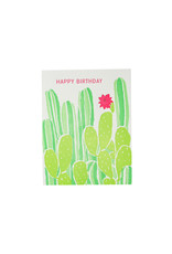Cactus HBD Card