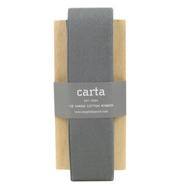 studio carta Studio Carta Cotton Ribbon Gravel