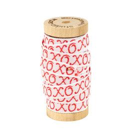 studio carta XOXO Brocaded Ribbon 5 yd