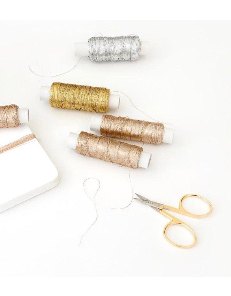 studio carta Metallic Thread silver