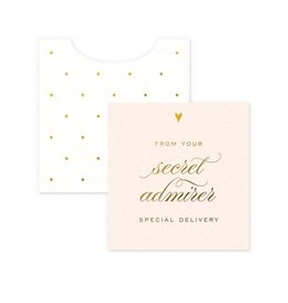 Smitten On Paper Secret Admirer Mini Enclosure