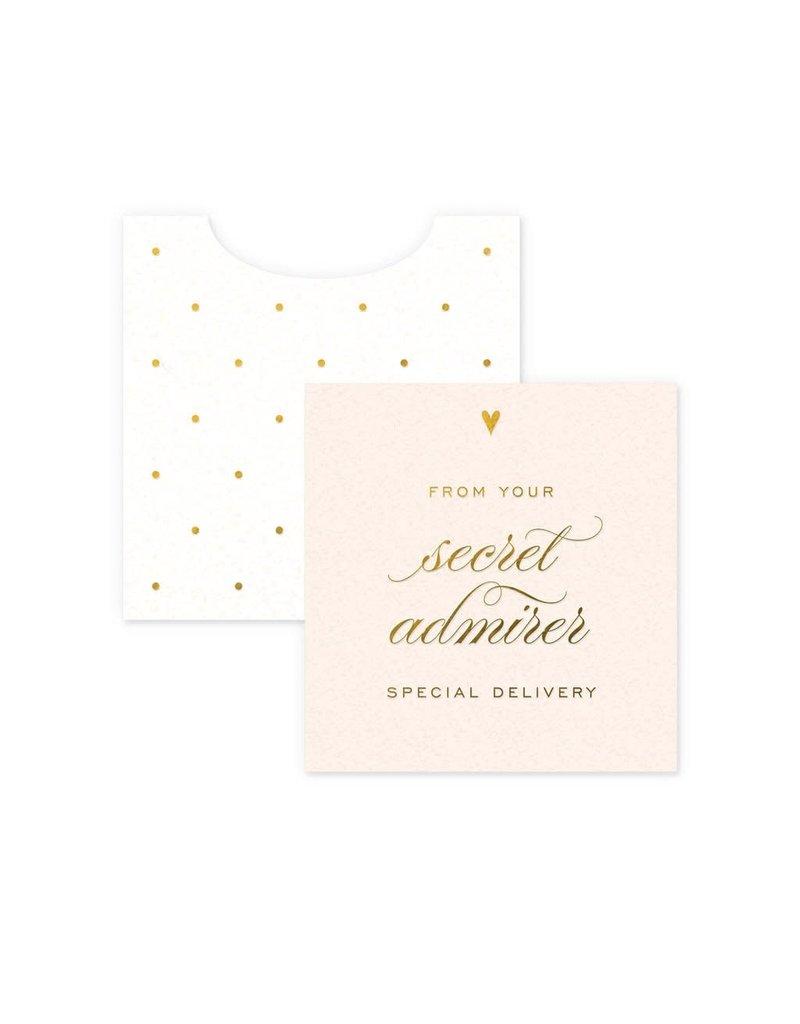 Smitten On Paper Secret Admirer Mini Enclosure