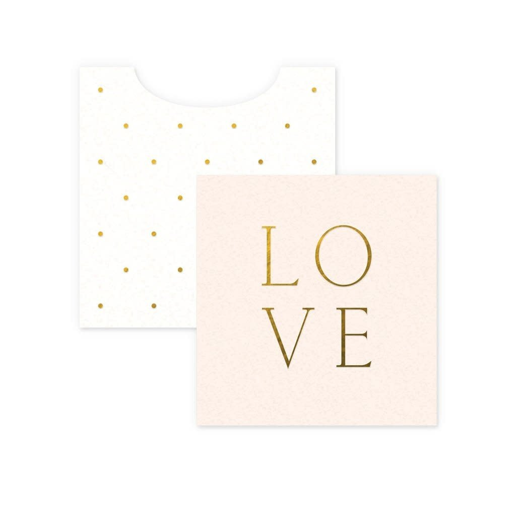 Smitten On Paper Love Mini Enclosure