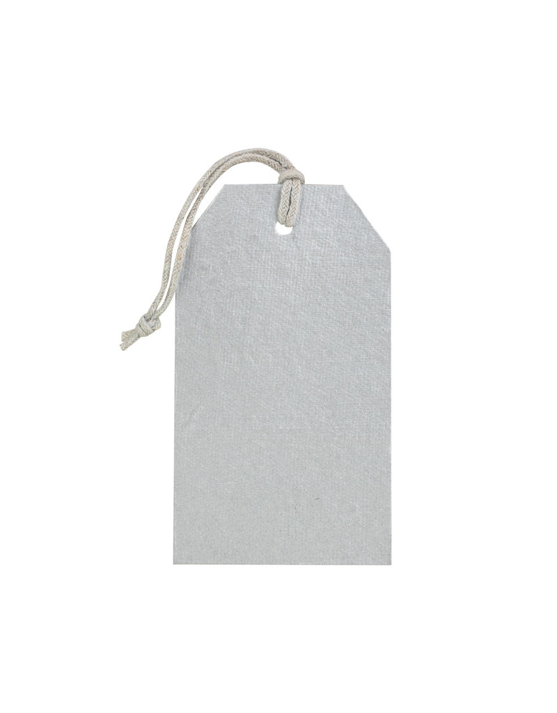 Gift Tag Silver
