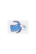 Egg Press Bird for You Gift Card