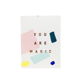 You Are Magic Card