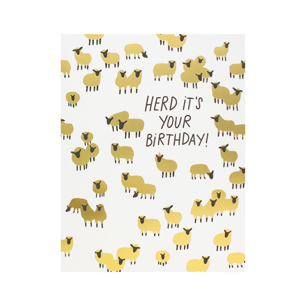 Hello! Lucky Herd Its Your Birthday