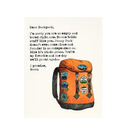 Waterknot Dear Backpack
