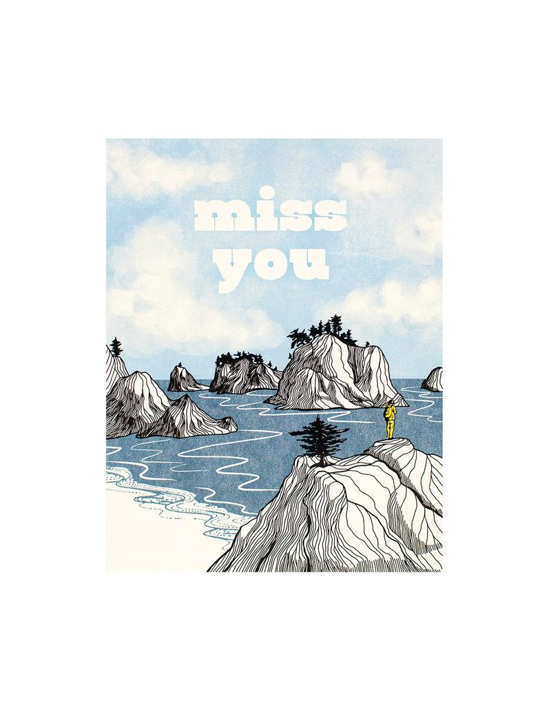 Waterknot Miss You Rocky Coast