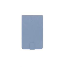 Designworks Vegan Leatherette Notepad - Cornflower