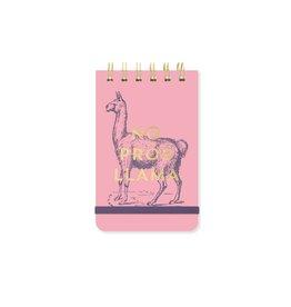 Designworks Llama No Prob Llama Vintage Sass Notepad
