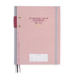 Designworks Standard Issue Ntbk No 3 Dusty Pink