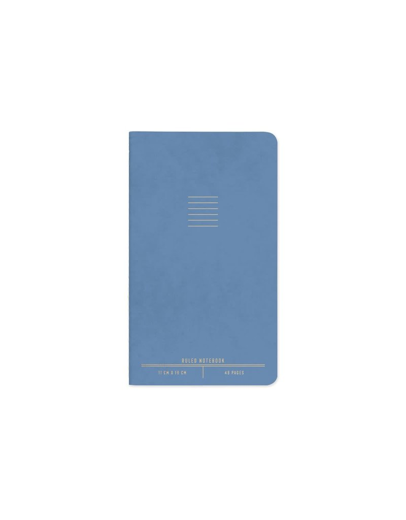 Designworks Single Flex Notebook - Cornflower