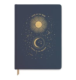 "Designworks ""Live By The Sun"" Bookcloth Bound"
