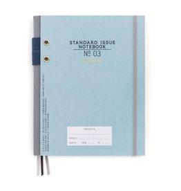 Standard Issue Standard Issue Notebook No. 3 Blue