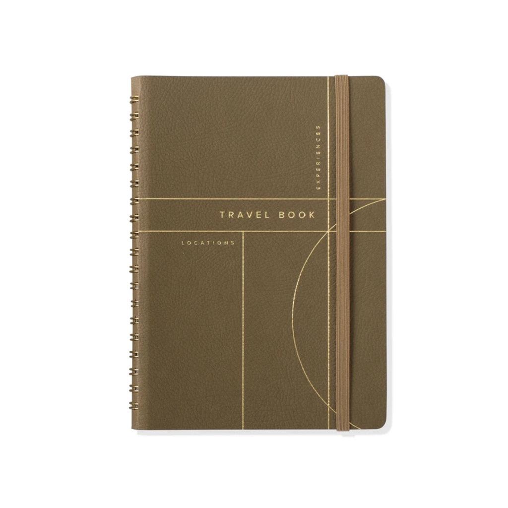 Fringe Travel Book Olive