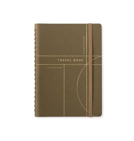 Fringe Travel Book Olive