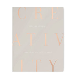 Fringe Creativity Notebook