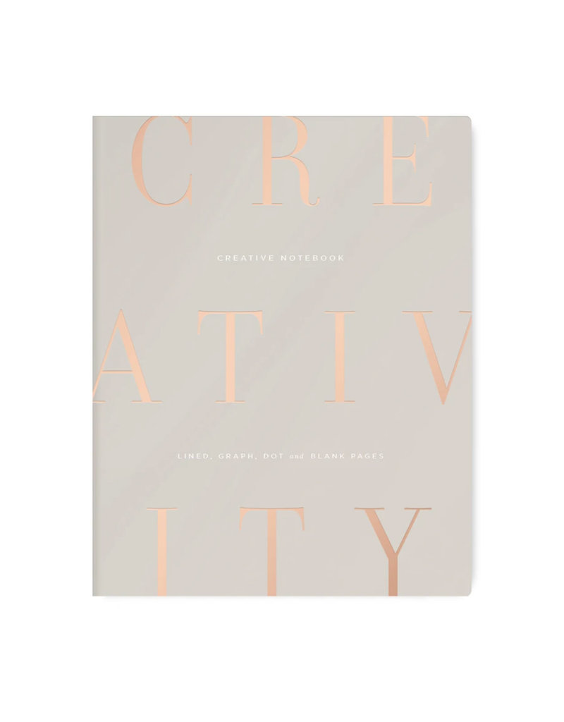 Fringe Creativity Notebook
