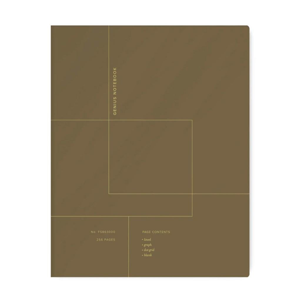 Fringe Genius Notebook