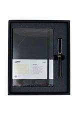 Lamy Gift Set A5 Soft Cover Safari Black F