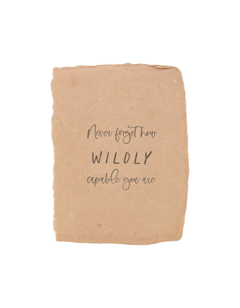 Paper Baristas Wildly Capable You