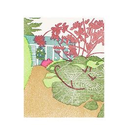 PushMePullYou Press Garden Path
