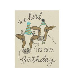 Wild Ink Press We Herd Birthday