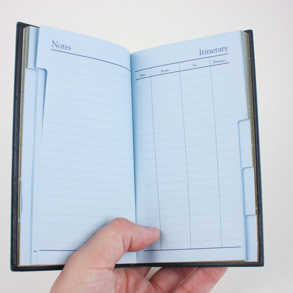 Leathersmith Mini Travel Notes