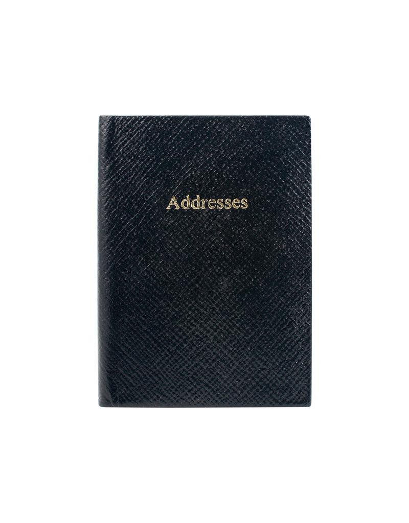 Leathersmith Pocket Address with Pencil 3x4
