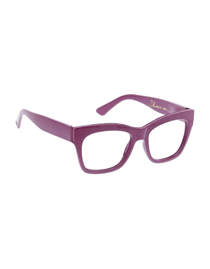 Peepers Shine On - Pink Blue Light Eyeglasses