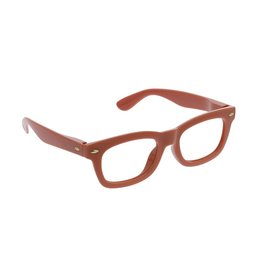 Peepers Louis - Rust Blue Light Eyeglasses