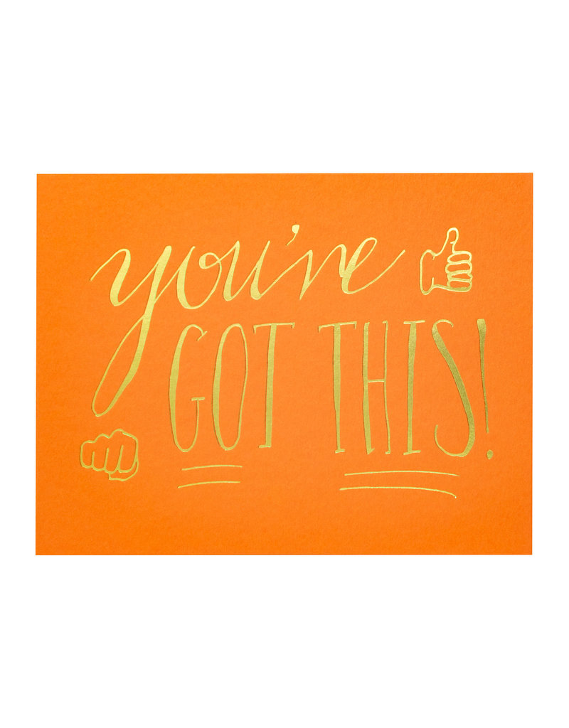 Wild Ink Press You've Got This Card