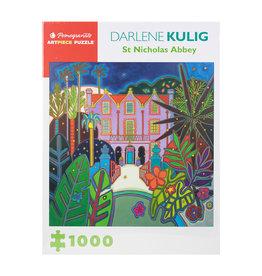 Pomegranate Kulig: St. Nicholas Abbey Puzzle 1000 pc