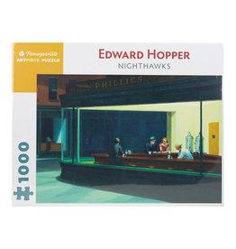 Pomegranate Edward Hopper: Nighthawks Puzzle 1000 pc